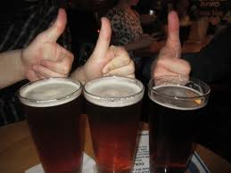 beer thumbs