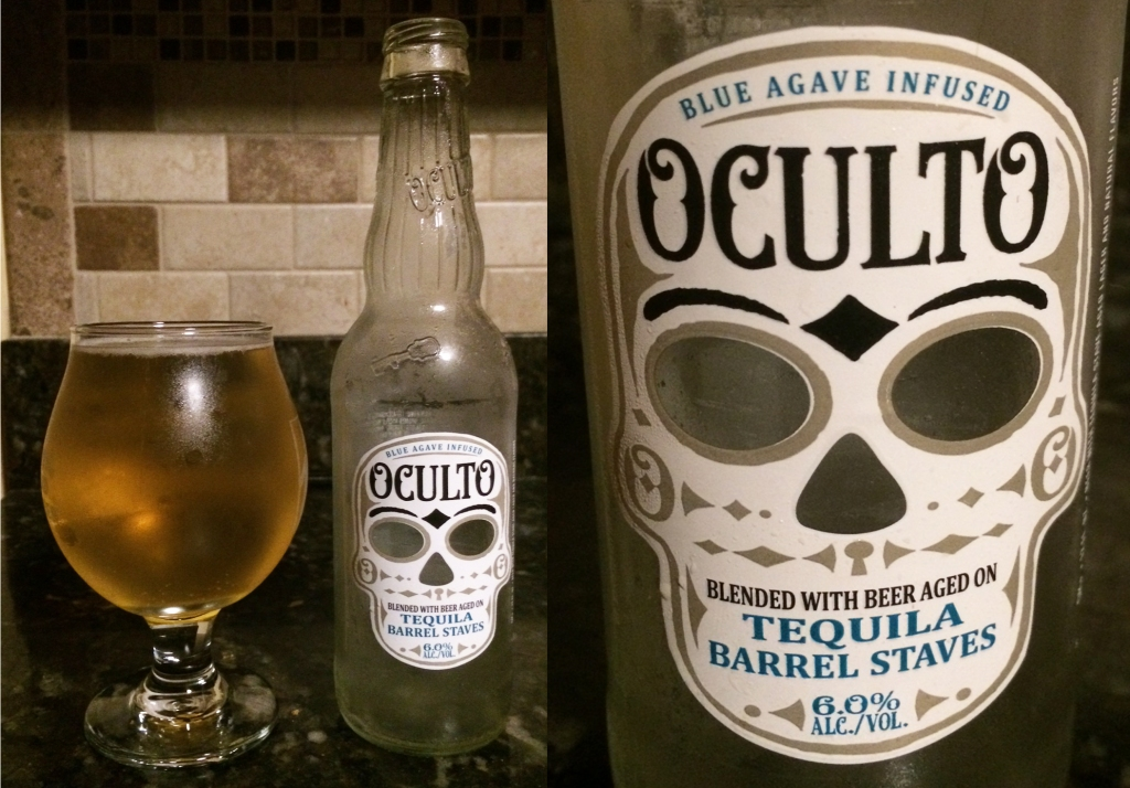 Review Oculto Beer Snob Squad