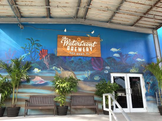 Brewery review waterfront brewery key west fl beer for Craft beer key west